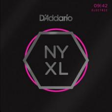 D'ADDARIO NY 09/42 PER ELETTRICA