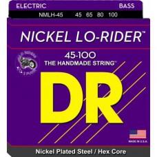DR LO RIDER 45/100 NICKEL PER BASSO