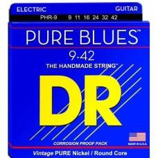 DR PURE BLUES 09/42 PER ELETTRICA