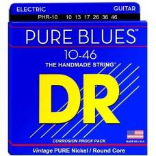 DR PURE BLUES 10/46 PER ELETTRICA