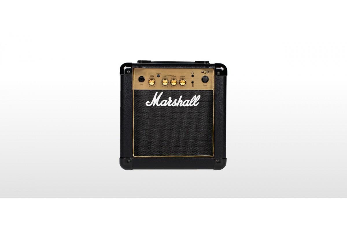MARSHALL MG 10 GOLD