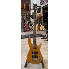 WARWICK ROCKBASS STREAMER STANDARD 4 HONEY VIOLIN TRASPARENT SATIN