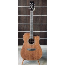 GOLDWOOD CS DCE MH NS ELETTRIFICATA FISHMAN COLLINA SERIES