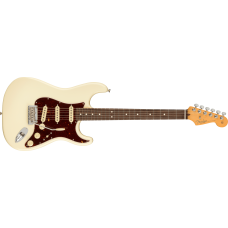 FENDER STRATOCASTER AMERICAN PROFESSIONAL II OLYMPIC WHITE RW