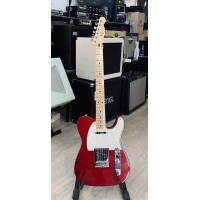 FENDER TELECASTER MEXICO STANDARD CANDY APPLE RED MN