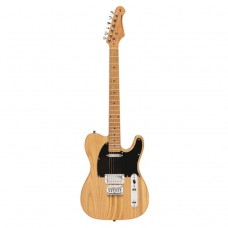 STAGG SET PLUS NAT TELECASTER STYLE NATURAL