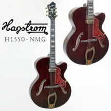 HAGSTROM HL 550 NMG (ARCH TOP)