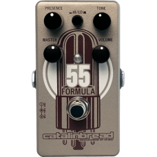 CATALINBREAD FORMULA NO. 55 FENDER TWEED EMULATOR