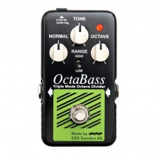 EBS OCTABASS STUDIO EDITION ANALOG BASS OCTAVER