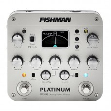 FISHMAN PRO-PLT-201 PLATINUM PRO EQ PREAMPLIFICATORE PER STRUMENTI ACUSTICI