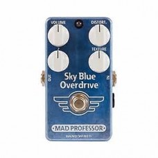 MAD PROFESSOR SKY BLUE OVERDRIVE HW HAND WIRED