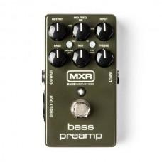 MXR M 81 BASS PREAMP D.I.