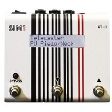 SIM1 XT1 - GUITAR MODELING PEDAL